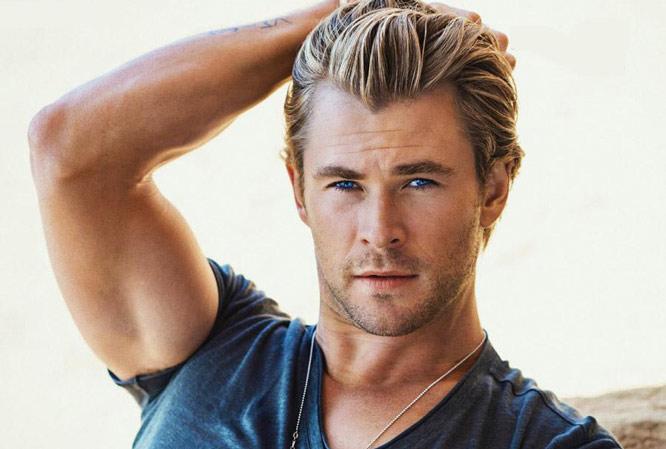 Chris Hemsworth. Photo: GQ Magazine
